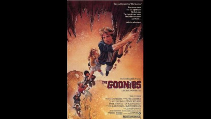 Los Goonies , de Richard Donner