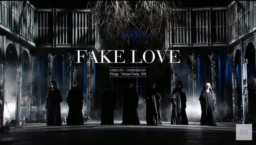 "BTS - ""Fake Love"" @ Mnet Comeback Show Highlight Reel"