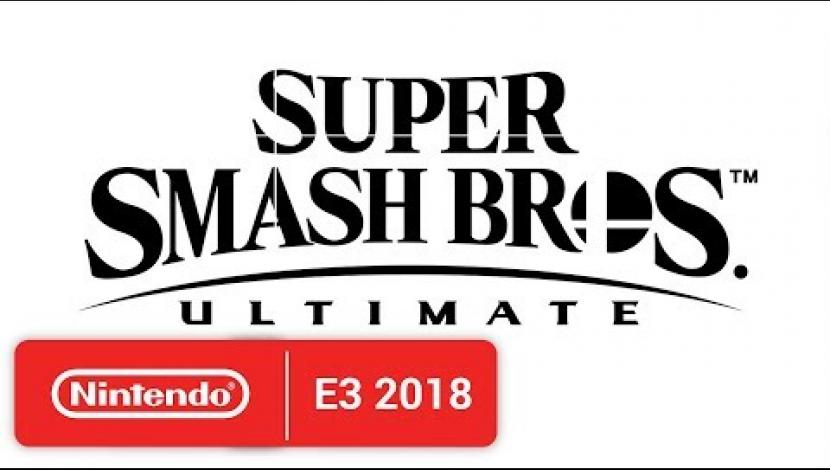 """Super Smash Bros. Ultimate"""