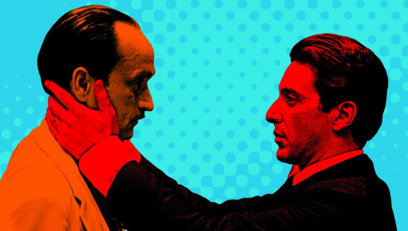 """""""I Knew it Was You: Rediscovering John Cazale""""."""