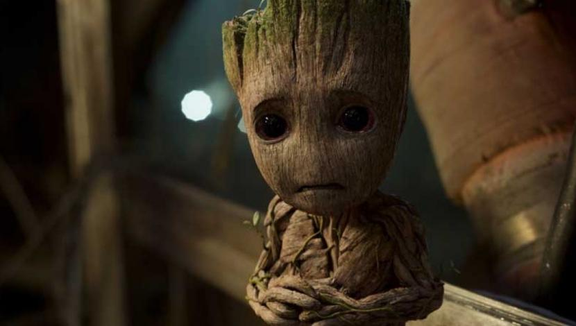 "Vin Diesel da su voz para el personaje ""Groot"" de ""Guardianes de la Galaxia"". (Video: YouTube)"