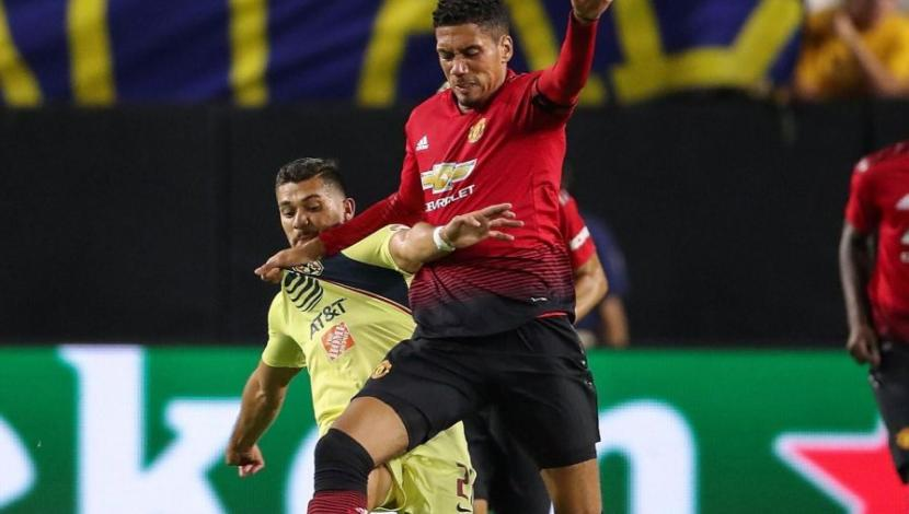 América pasó examen ante Manchester United: igualaron 1-1 en Estados Unidos. (Video: YouTube)