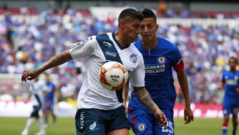 Cruz Azul debutó con goleada 3-0 sobre Puebla por la Liga MX. (Video: YouTube)