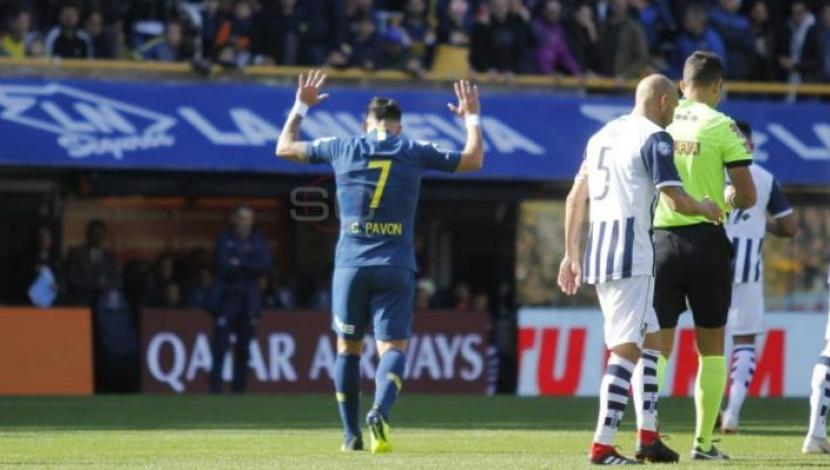Boca vs. Talleres: resumen del partido. (Video: YouTube/Foto: AFP)