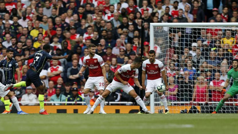 Manchester City vs. Arsenal: resumen del partido. (Video: YouTube/Foto: AFP)