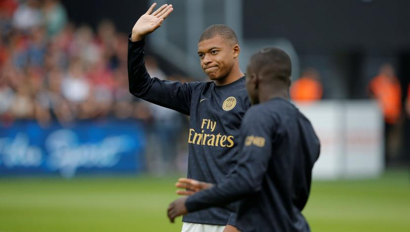 Real Madrid: Florentino Pérez al acecho de Kylian Mbappé. (Video: YouTube/Foto: AFP)