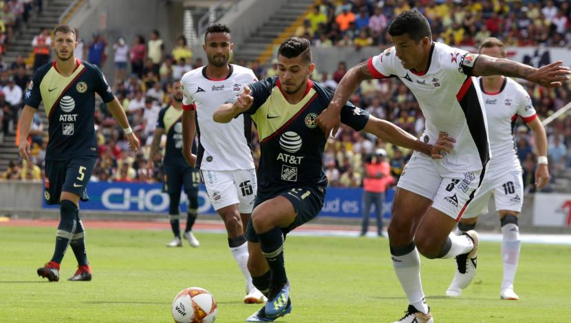 América venció de visita 2-0 a Lobos BUAP por la Liga MX. (Video: YouTube)