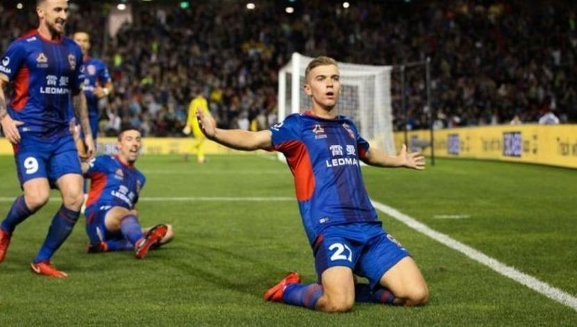 Riley McGree (Newcastle Jets)