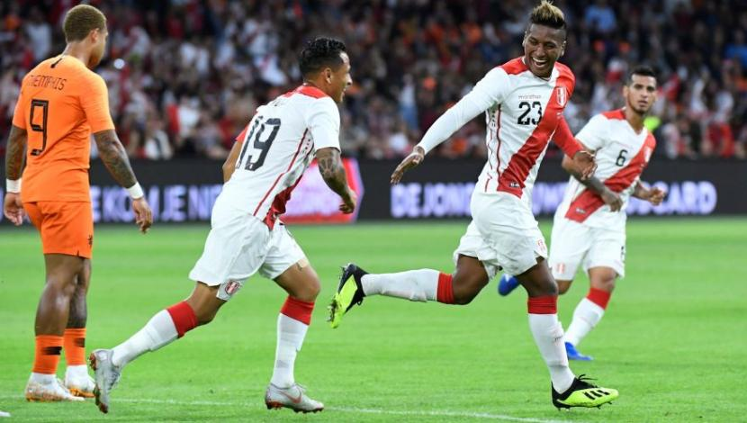 Perú perdió 2-1 ante Holanda en Ámsterdam por amistoso internacional. (Video: YouTube)