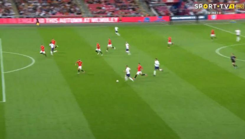 España vs. Inglaterra EN VIVO: mira el gol de Rashford para el 1-0 | VIDEO