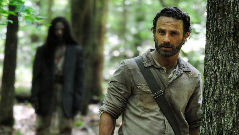 La conmovedora carta de despedida de Andrew Lincoln — The Walking Dead
