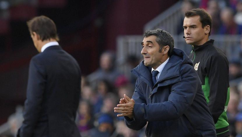 "Ernesto Valverde: ""Los grandes equipos se rehacen y el Real Madrid se rehará"". (Video: YouTube)"