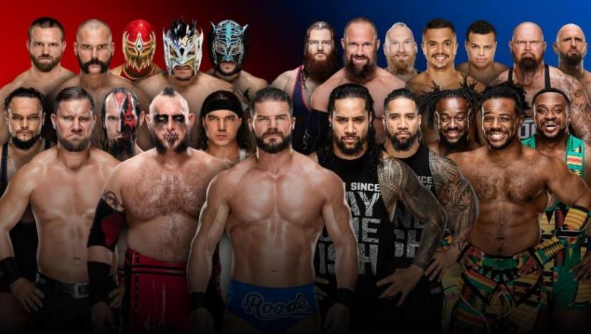 This Saturday, November 17 will be the Survivor Series 2018. Here we leave you a billboard for the WWE mega event