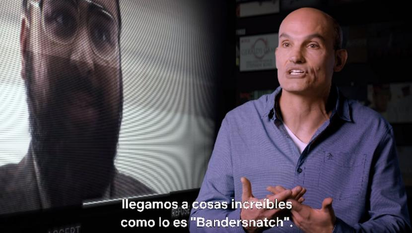 """Black Mirror: Bandersnatch"""
