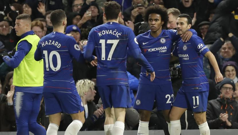 Chelsea vs. Newcastle: resumen del partido. (Video: YouTube/Foto: AFP)