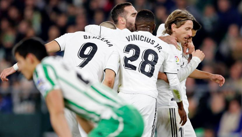 Real Madrid vs. Real Betis: resumen del partido. (Video: YouTube / Foto: AFP)