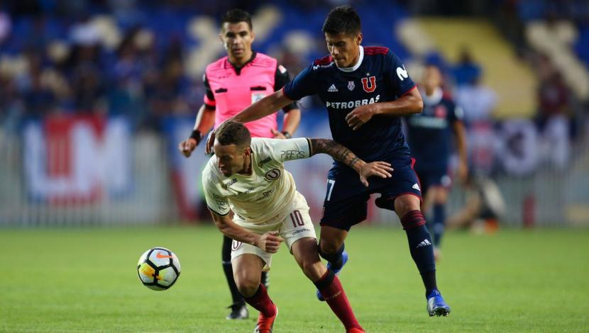 Universitario perdió 2-1 ante la U de Chile en su primer amistoso internacional. (Video: YouTube - Foto: Universitario).
