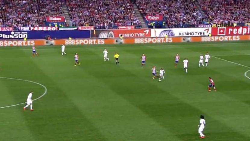Real Madrid vs. Atlético de Madrid EN VIVO: partido de la temporada 2015-2016 EN DIRECTO. (Video: YouTube/Foto: Captura de pantalla)