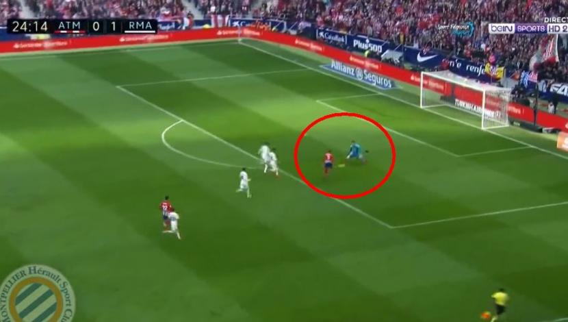 Real Madrid vs. Atlético Madrid LIVE: Griezmann received 1-1 after VAR interventions
