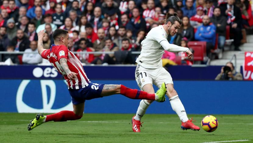 Real Madrid vs. Atlético Madrid: Bale selló el derbi con golazo y controversial festejo