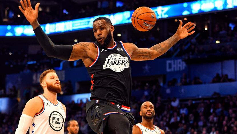 Image result for nba all star 2019
