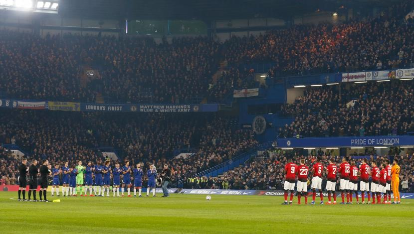 Manchester United venció 2-0 a Chelsea en Stamford Bridge y avanzó a cuartos de final de la FA Cup | VIDEO. (Video: YouTube/Foto: AFP)