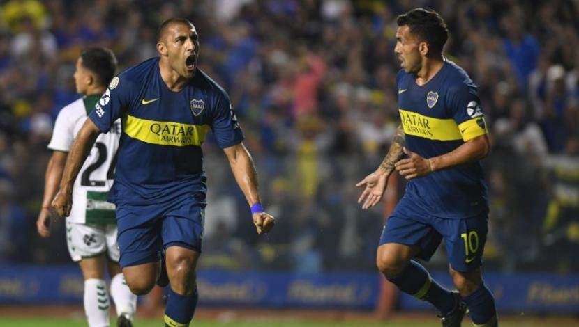 Boca Juniors venció 2-0 a Banfield en 'La Bombonera' por la Superliga Argentina | VIDEO. (Video: YouTube/Foto: AFP)