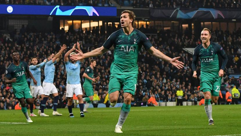 Manchester City vs. Tottenham | Champions League