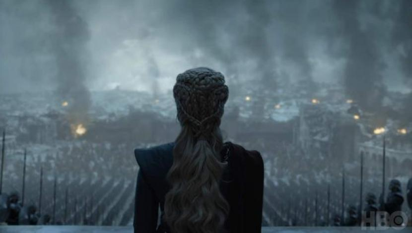 Tráiler de Game of Thrones 8x06 | Daenerys Targaryen