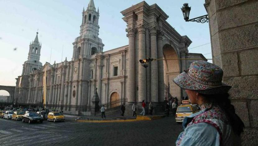 Video turístico de Arequipa