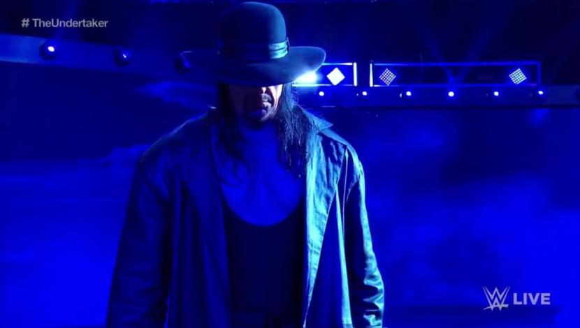 "The Undertaker reapareció y advirtió a Goldberg: ""Te quitaré el alma por el resto de la eternidad"" 