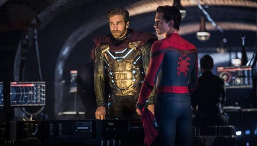 Tráiler de Spider-Man: Far From Home