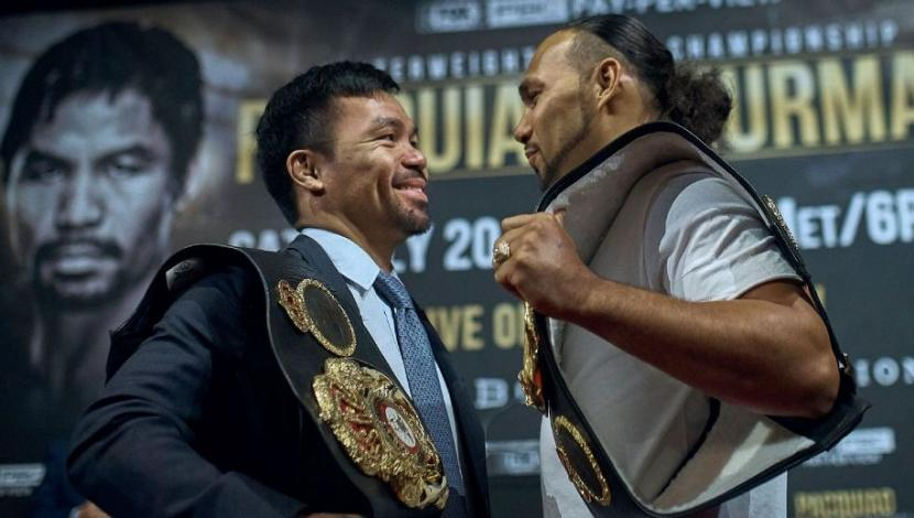 Manny Pacquiao vs. Keith Thurman: día, hora y canal de la pelea de boxeo por título AMB de peso wélter. (Video: YouTube / Foto: Captura)