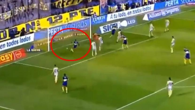Boca Juniors vs. Aldosivi: Carlos Tevez marcó el 1-0 en la Bombonera por la Superliga argentina | VIDEO. (Video: YouTube / Foto: Captura de pantalla)