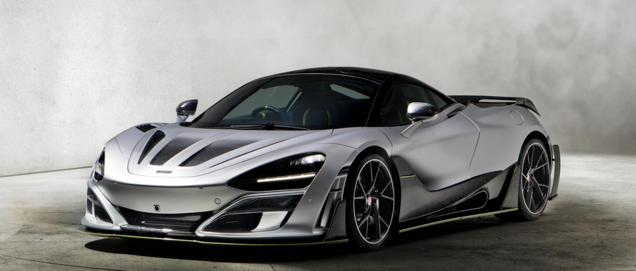 McLaren 720S by Mansory