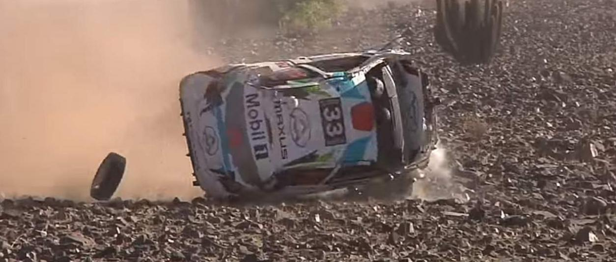 RALLY CURICO DRON YOUTUBE