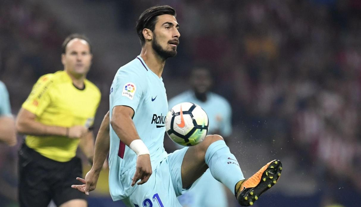 André Gomes - Barcelona