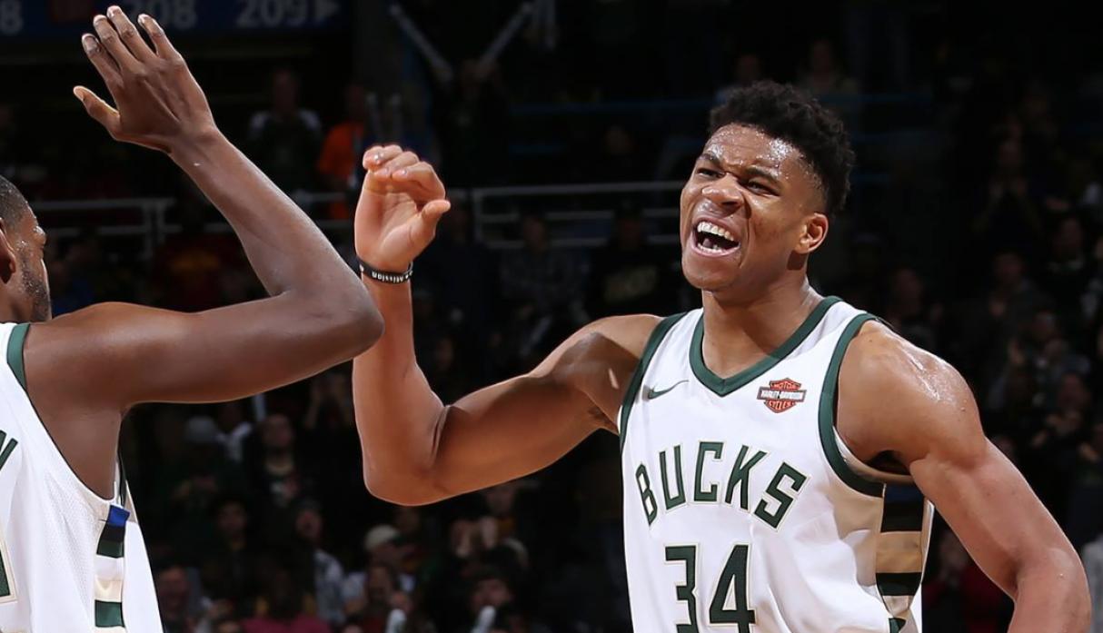 Giannis Antetokounmpo 2019 All-Star Capitán | Temporada 2018-19 | Video: NBA