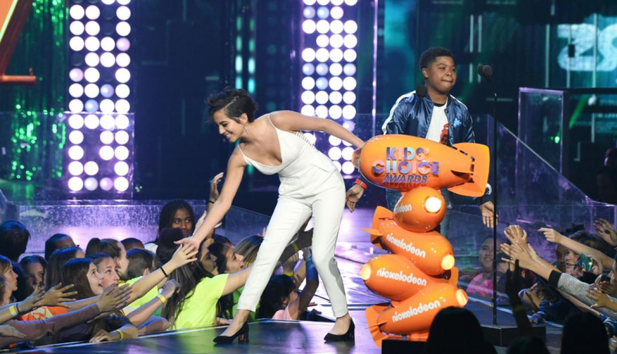 Kids Choice Awards: actriz de origen peruano destacó en gala - 7