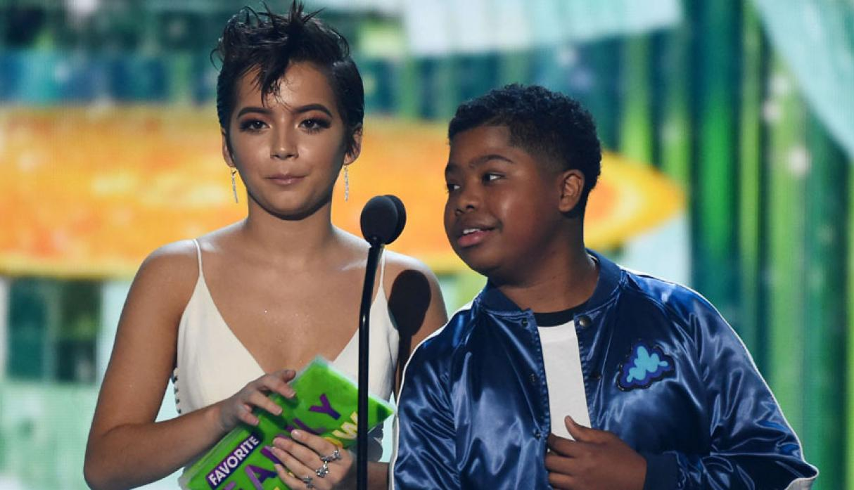 Kids Choice Awards: actriz de origen peruano destacó en gala - 8