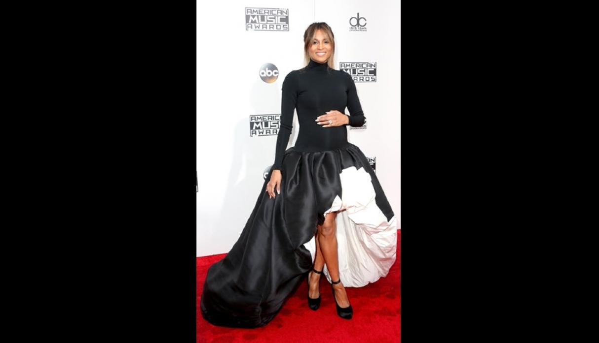 American Music Awards: los looks de la alfombra roja [FOTOS] - 10