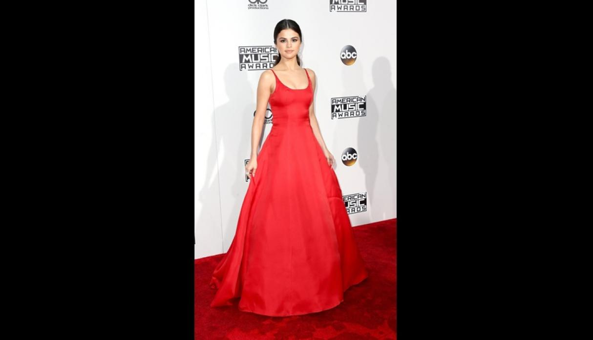 American Music Awards: los looks de la alfombra roja [FOTOS] - 11