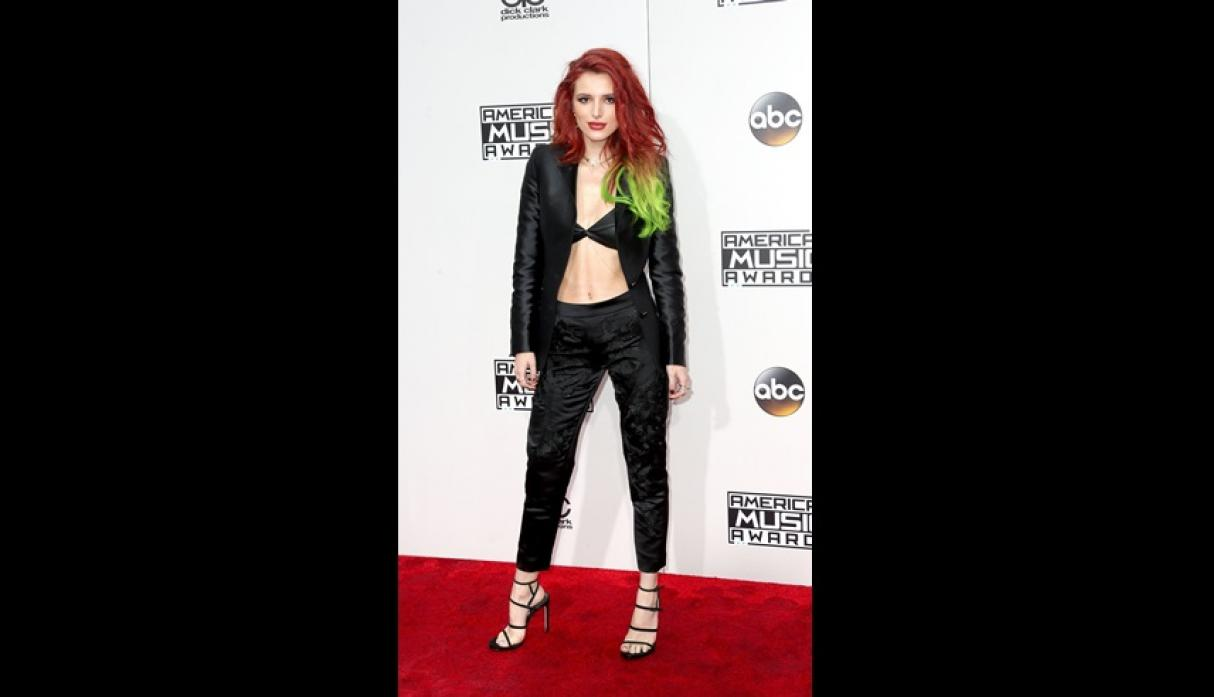 American Music Awards: los looks de la alfombra roja [FOTOS] - 15