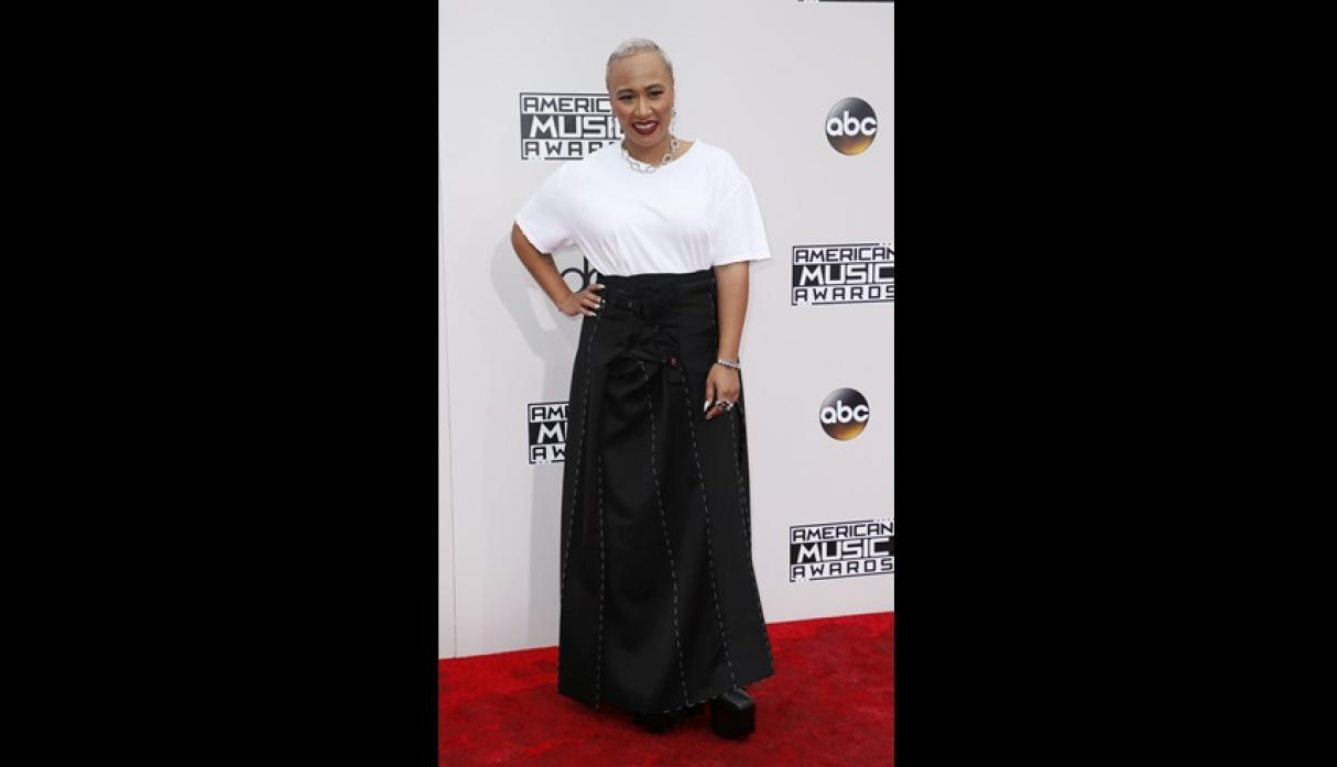 American Music Awards: los looks de la alfombra roja [FOTOS] - 17