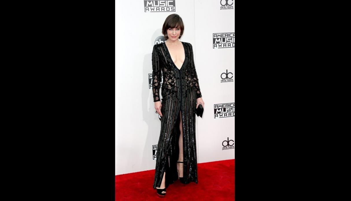 American Music Awards: los looks de la alfombra roja [FOTOS] - 22