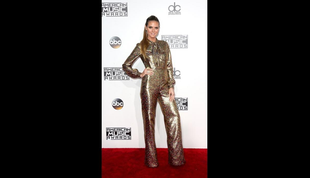 American Music Awards: los looks de la alfombra roja [FOTOS] - 23