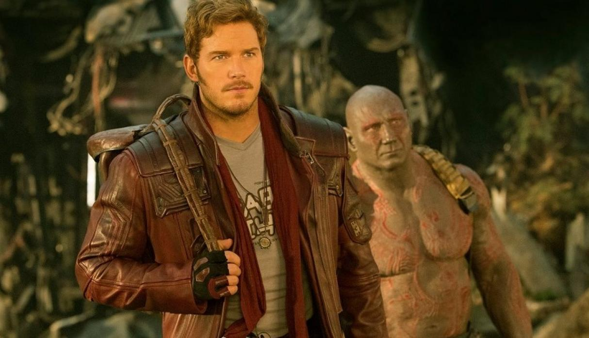 """Guardians of the Galaxy Vol. 2"" se revela en nuevas fotos - 5"