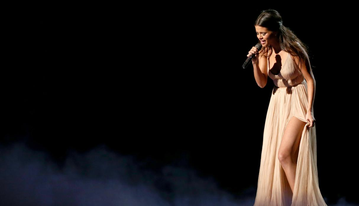 American Music Awards: la emotiva performance de Selena Gómez - 1