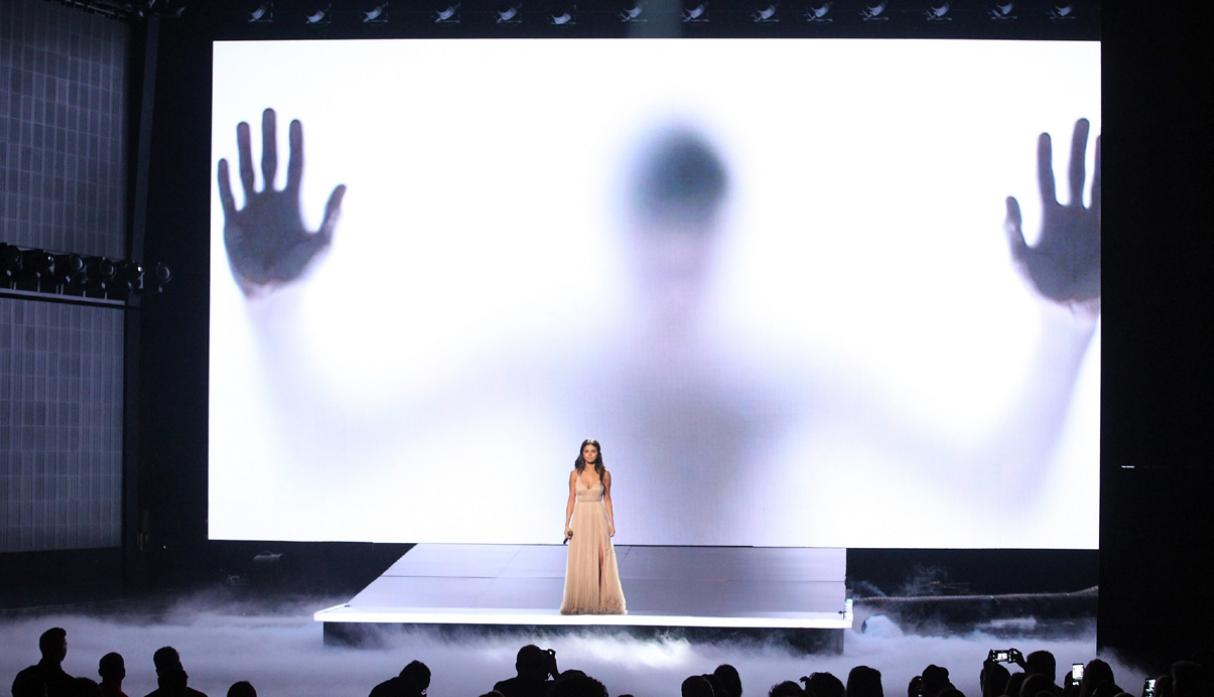 American Music Awards: la emotiva performance de Selena Gómez - 2
