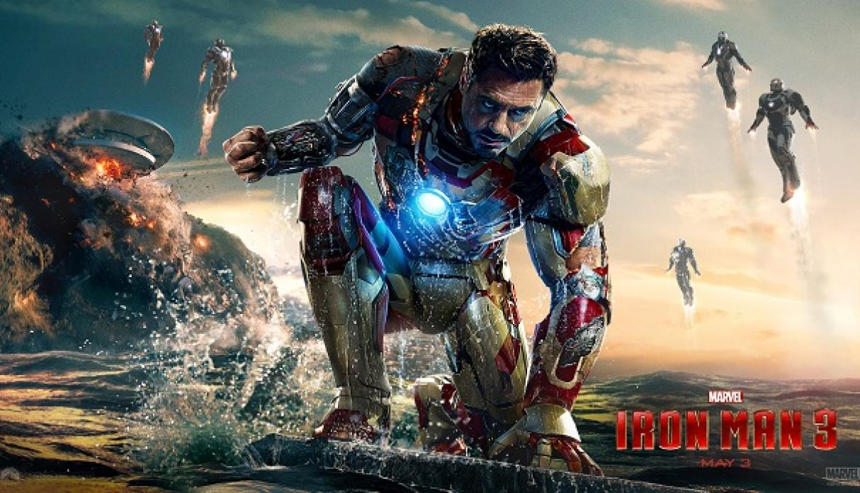"Marvel descartó la presencia de una villana en ""Iron Man 3"""